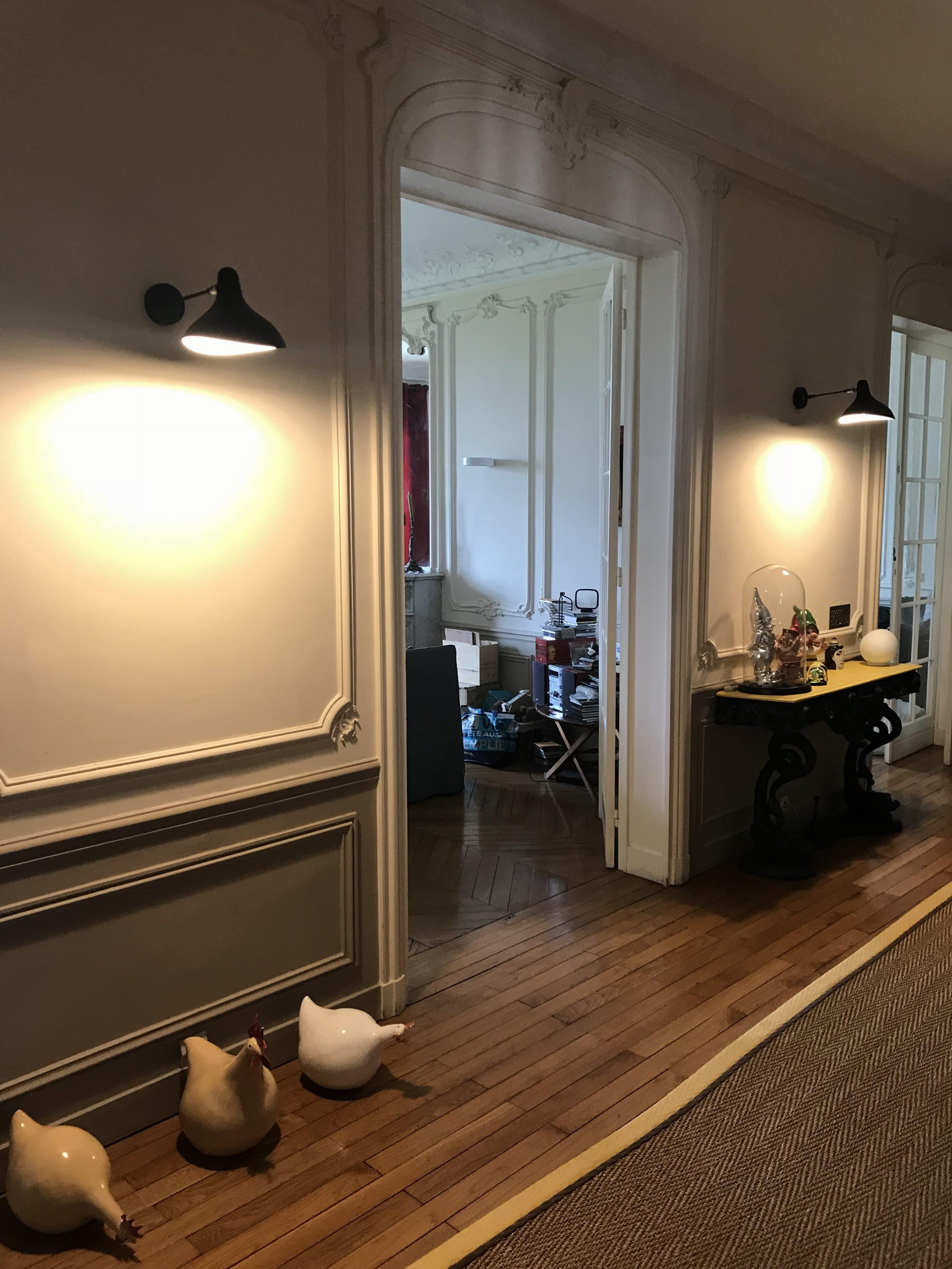 Mantis - Schotlander - DCW Editions - Mme R - Paris - Et La Lumière